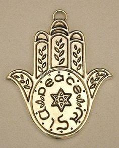 Hemsa, I love this symbol. It protects us. An evil eye.