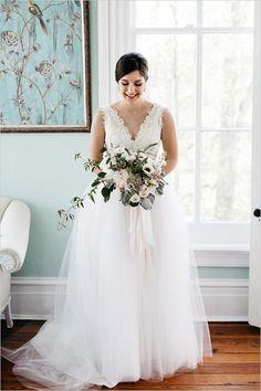 homemade wedding dress #weddingdress @weddingchicks