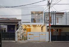 Splow House: Rumah Karya Arsitek Indonesia yang Meraih Penghargaan Internasional - Furnizing
