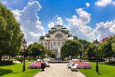 Košice (M.Pitoňák) Dolores Park, Travel, Europe, Viajes, Destinations, Traveling, Trips