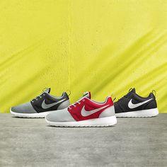 Das cleane Design sowie der hohe Tragekomfort machen den #Nike Roshe Run zum idealen Alltagsbegleiter.