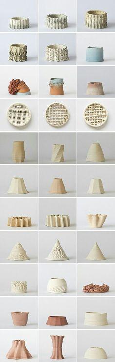 Fauteuil Anda par Tehila Guy Journals and Design