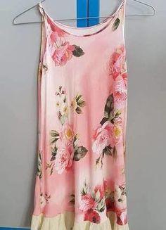 Kup mój przedmiot na #vintedpl http://www.vinted.pl/damska-odziez/dlugie-sukienki/18278711-rozowa-sukienka-s-new-letniasukienka-sukienka-rozowa