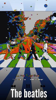 Abbey road psicodélica!