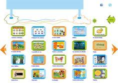 Cuentos online gratis para niños - Educanave.