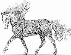 Image result for Animal Adult Coloring Pages