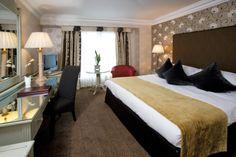 Classic Bedroom at Brooks Hotel, Dublin, Ireland