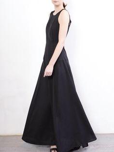 Long Tennis Dress by Daniella Kallmeyer