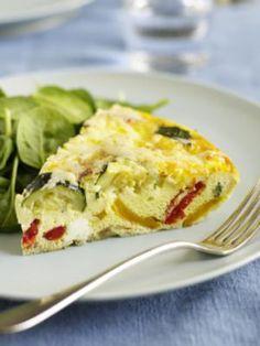 Easy Italian Frittata : Italian Frittata