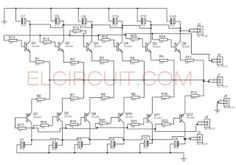 How to Parallel Final Transistor Power Amplifier Circuit Diagram, Audio Amplifier, Diy Electronics, Cool Gadgets, How To Plan, Circuits, Towel, Pdf, Symbols