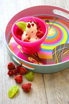 Une crème glacée instantanée sans blender ni sorbetière, c'est possible avec ma recette de Crème Glacée à l'essoreuse salade !  http://www.cyrilrouquet.com/recettes/2017/7/13/glace-instantane-sans-sorbetire-ni-mixer-lci