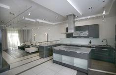 Kuchyně Sussan 298 DM Luxusní kuchyně s ostrůvkem. #kuchynesostruvkem #ostruvkovekuchyne #ostruvekvkuchyni #kuchyne #kitchen #modernibydleni
