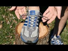 Lace lock- supposed to help with heel blisters in tennis shoes Video Ever Wonder What the Extra Shoelace Hole on Your Trainers Is For? Prevent Blisters, Hiking Shoes, Running Shoes, Vive Le Sport, Baskets, Running Tips, Courses, Your Shoes, Tips