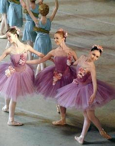 Waltz of the Flowers...I was a Flower years ago and I always wore lilac!