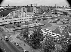Linja-autoasema 1977