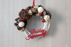 Advent, Christmas Wreaths, Workshop, Holiday Decor, Diy, Painting, Home Decor, Christmas Garlands, Homemade Home Decor