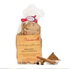 Biscotti artigianali alla cannella
