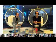 Marco Mengoni - Hangout #PRONTOACORRERE @mengonimarco #PRONTOACORRERE