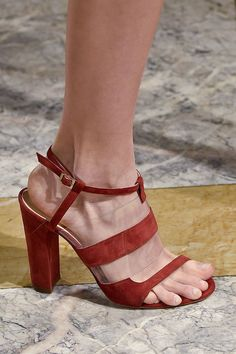 The Best Shoes, Bags, and Baubles on the 2015 Runways -- Chicca Lualdi Spring 2015