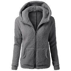 74e0724902d New DongDong Clearance Casual Fleece Coat