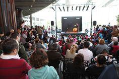 İstanbul, Uluslararası Kukla Festivali'ne 17'nci kez ev sahipliği yaparken, İspanya ve Endonezya'dan gelen kukla ustaları,  Marmara Forum'da özel gösteriler sundu.