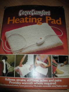 CozeeCumfort Electric Heating Pad