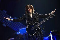 Sugizo. X JAPAN. Madison Square Garden.