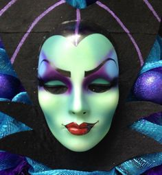 maleficent mask - Google Search