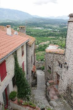 Andorra, Villefranche, Languedoc Roussillon, Le Village, Beaux Villages, Blog Voyage, Pyrenees, Grand Canyon, Nature