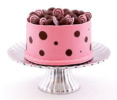 Creative Company | Katrien's Cakes: Retro polka dot collar