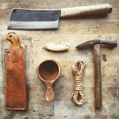 Bushcraft Tools