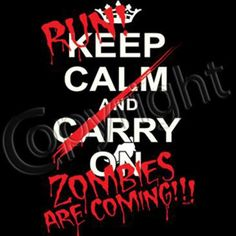 Run! Zombies Are Coming T-Shirt - Buy 3 Get 6 - RoadKillTShirts