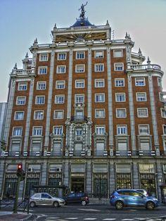 Edificio Ocaso - Madrid - Spain