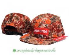 Supreme Snapback justerbar keps  #Supreme #Snapback #cap