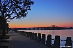 """""""Beaufort SC River Walk""""...aka where Mike and I used to go on dates :)   (there was a playground there!)"""
