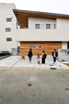 Bauhaus, Modern Architecture, Ideal Home, Japanese Modern House, House Design, Interior, Outdoor Decor, Image, Home Decor