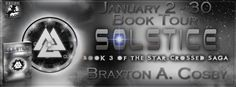 Ogitchida Kwe's Book Blog : Solstice Book Tour Giveaway!