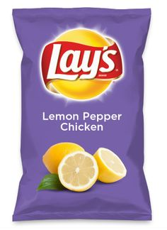 Wouldn't Lemon Pepper Chicken be yummy as a chip? Lay's Do Us A Flavor is back, and the search is on for the yummiest flavor idea. Create a flavor, choose a chip and you could win $1 million! https://www.dousaflavor.com See Rules.