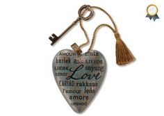 """Art Heart """" Love Languages """"  www.thecrystalranch.ca"""