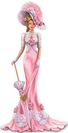 Coca-Cola - fl oz Cans Fashion Illustration Dresses, Fashion Illustration Vintage, Fashion Design Drawings, Fashion Sketches, 20s Mode, Fashion Art, Vintage Fashion, Ladies Fashion, My Fair Lady