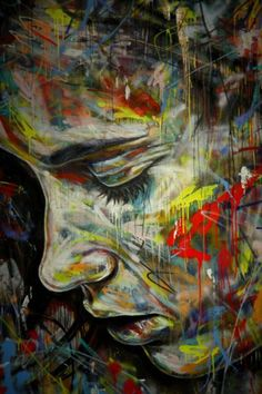 Street Art...David Walker, Musetouch. just like me