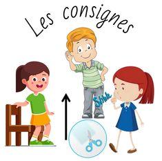 Anglais - Les consignes - Kaly et ses petits secrets d'école Family Guy, Fictional Characters, Stuff Stuff, Note Cards, English Language, Griffins