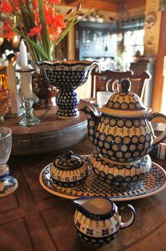 polish pottery austin - Google Search