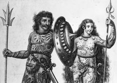 """One in ten Scots men descended from Picts. The Picts inhabited territory north of the Forth and Clyde. Now new research from Scotlands DNA, an ancestry testing company, has found a marker strongly suggesting for the first time that a large number of descendants of these northern tribes, known as """"Picti"""" by the Romans meaning """"Painted Ones"""", are living in Scotland."""