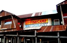 8. Felix's Fish Camp Restaurant - 1530 Battleship Pkwy, Spanish Fort, AL