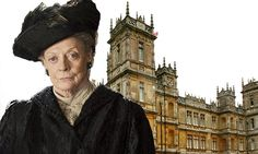 Dame Maggie Smith will be remembered for her role as the Dowager Duchess in Downton Abbey