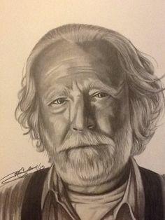 Herschel - The Walking Dead  - Facebook/Look Again