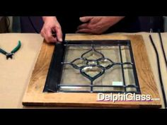 Stained Glass Supplies: How to Measure and Cut Lead Came