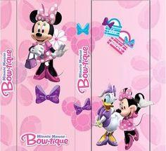 Kit imprimibles - FIESTAIDEAS.com Minnie Birthday, 3rd Birthday, Minnie Boutique, Cumple Paw Patrol, Kit, Birthday Invitations, Daisy, Scrapbook, Halloween