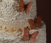 Elegant Lace Molds with Enhanced Details for Cake Decorating and Arts & Crafts.  l  Marvelous Molds